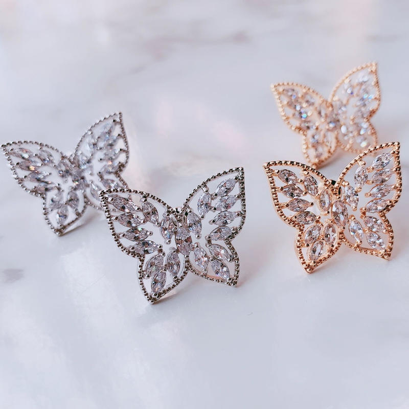 butterfly shine pierce