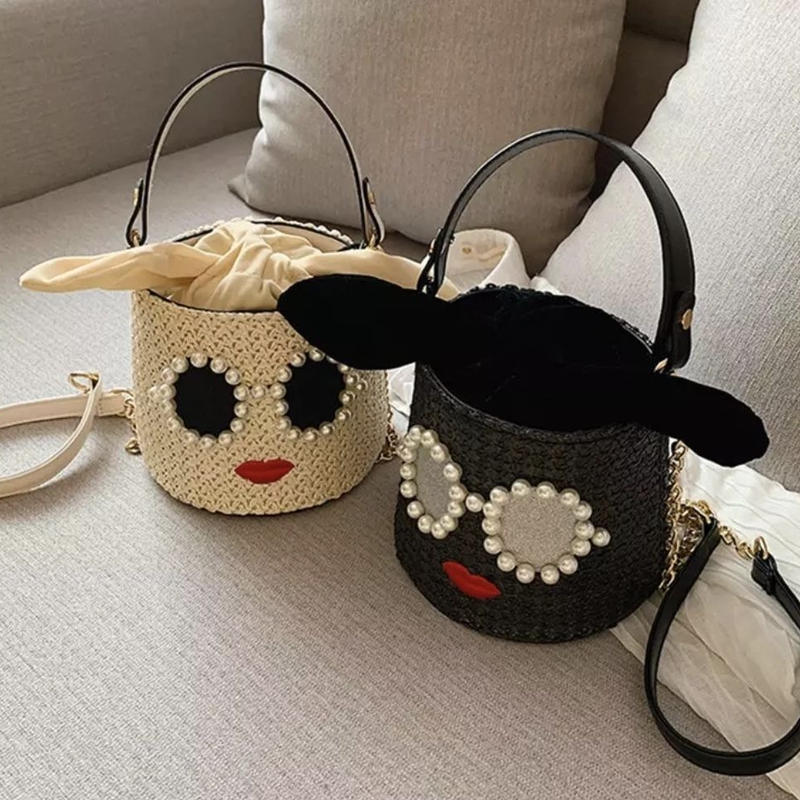 sunglasses girl 2way bag
