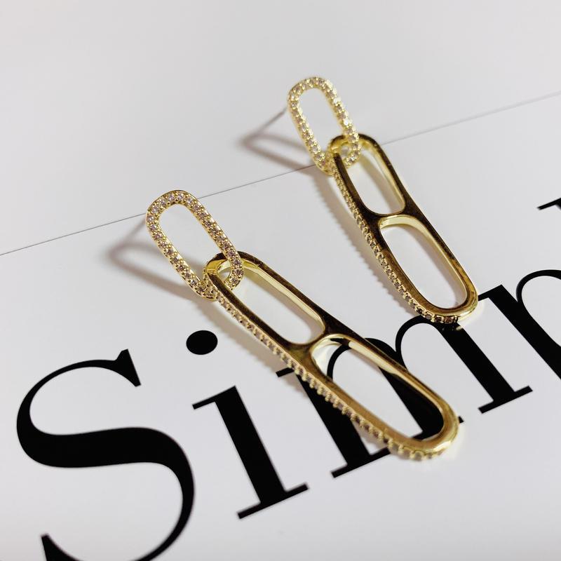 chain stone pierce