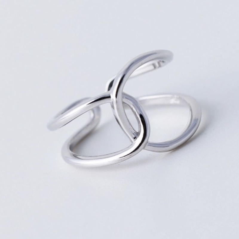 silver925 coco  ring