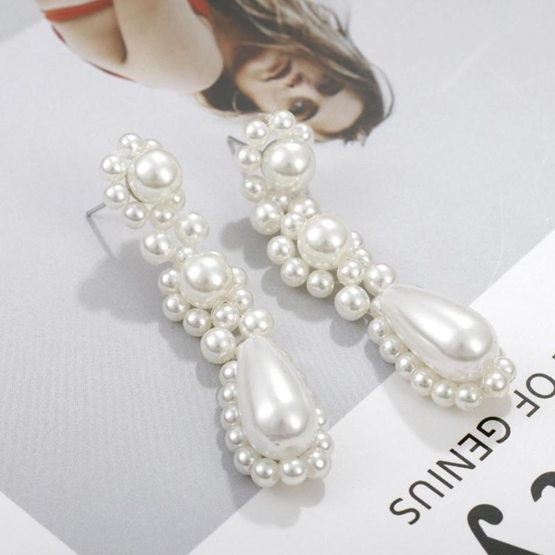 Pearl drop pierce