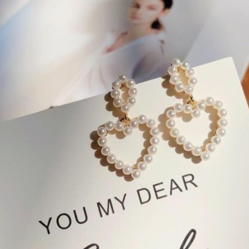 pearl  heart  pierce