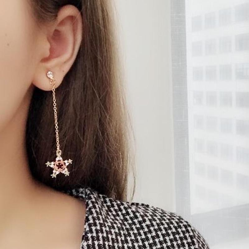 star flower pierce