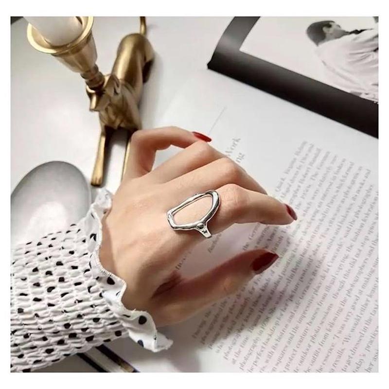 silver925 hoop ring