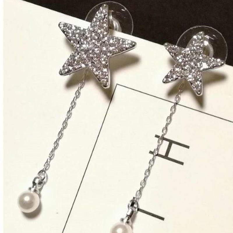 star×perl chain pierce