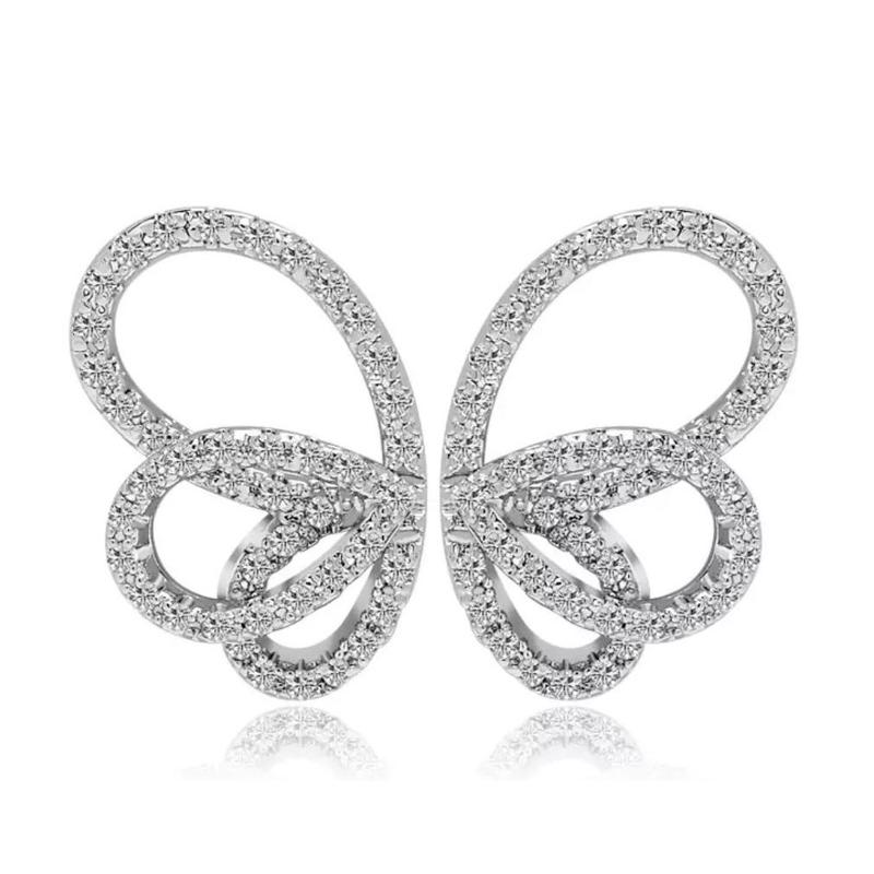 butterfly wing pierce