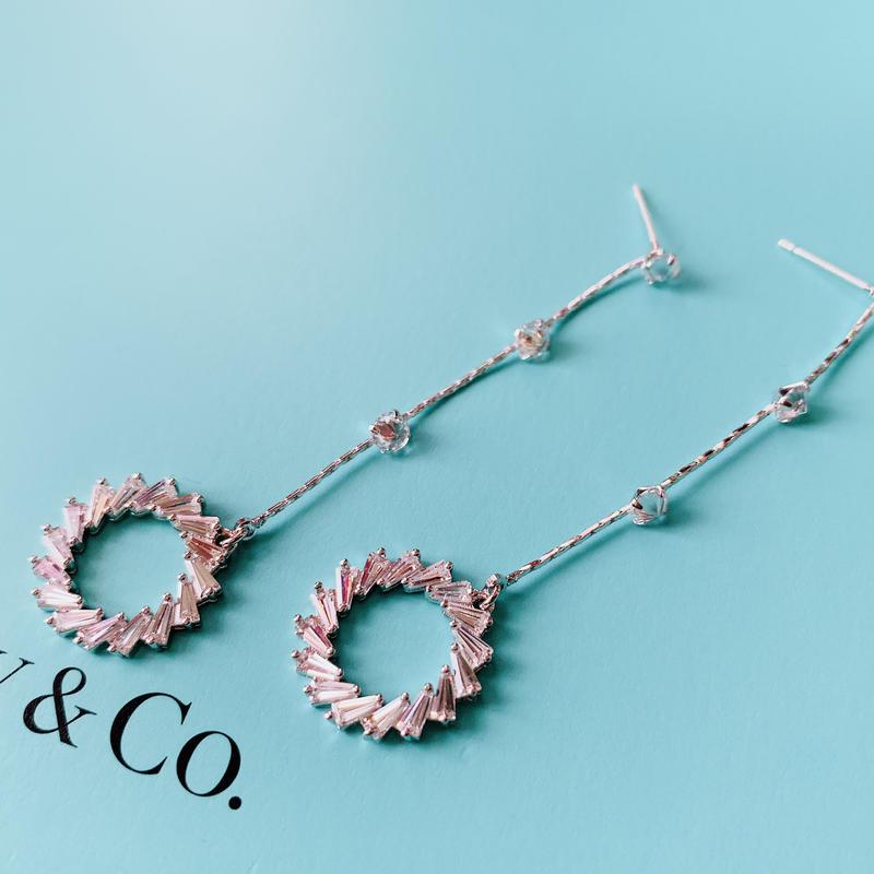 hoop  long pierce