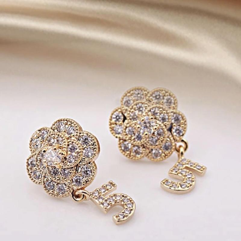 5 flower pierce