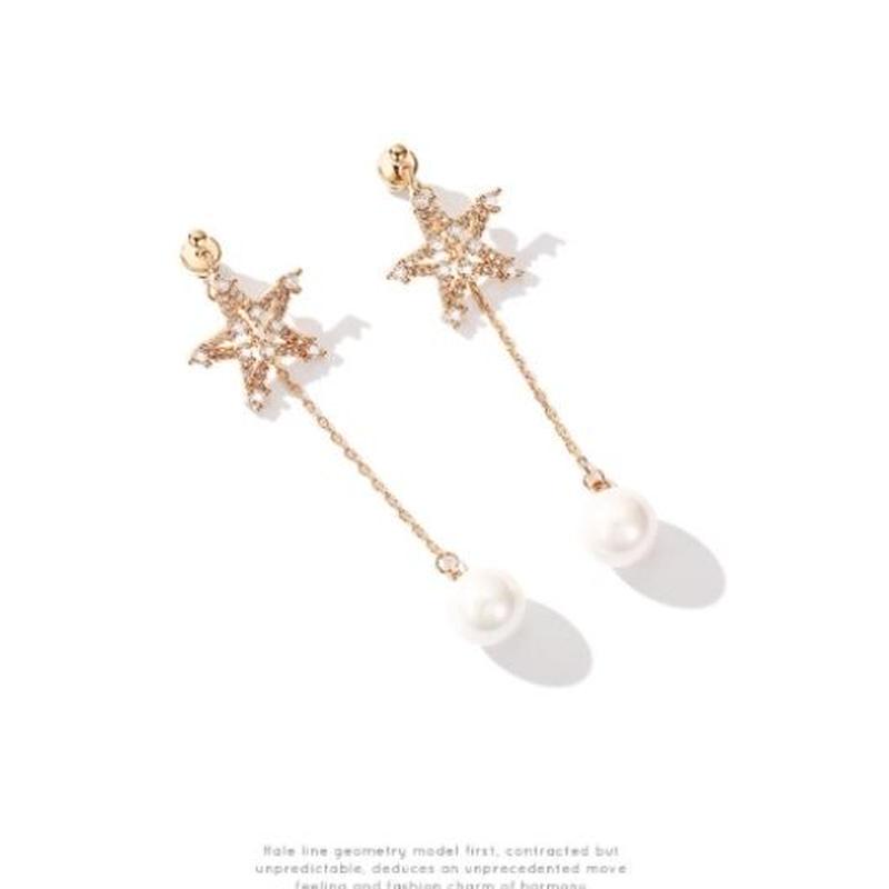 star chain perl pierce