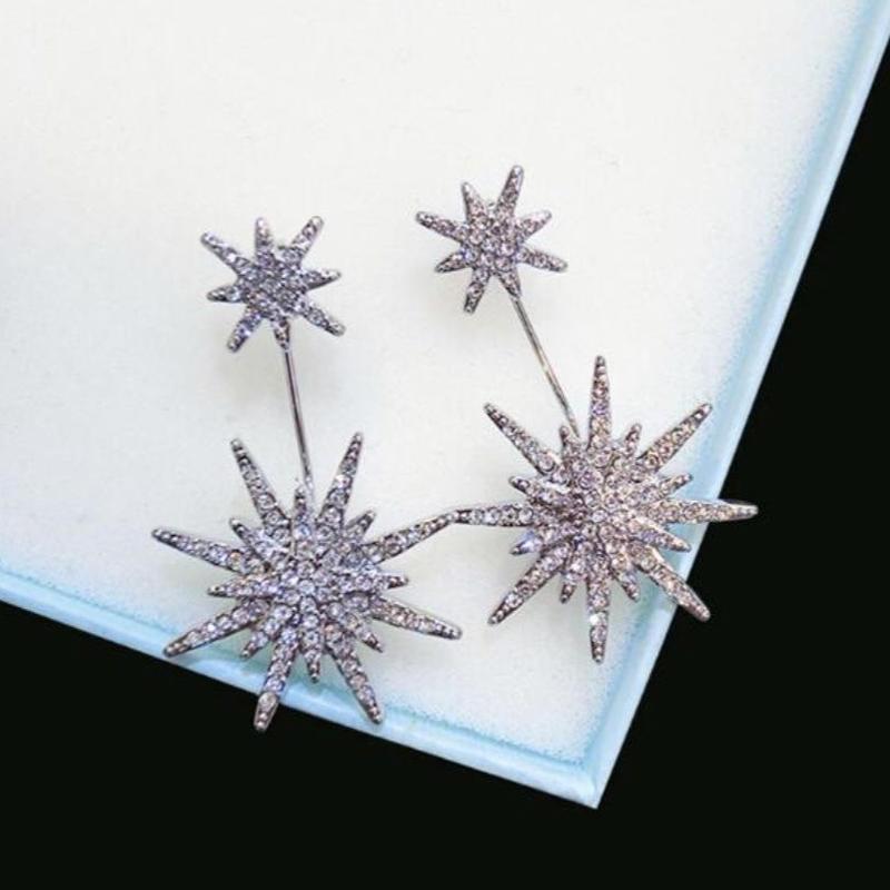 shine crystal 2way pierce