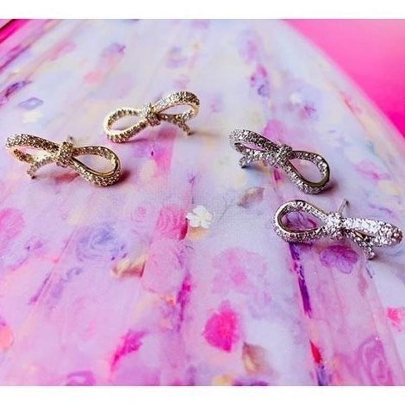 ribbon mini pierce