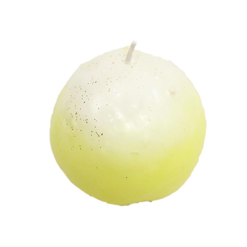 【M】「浄CANDLE premium」Yellow 豊かさと明晰性の拡張