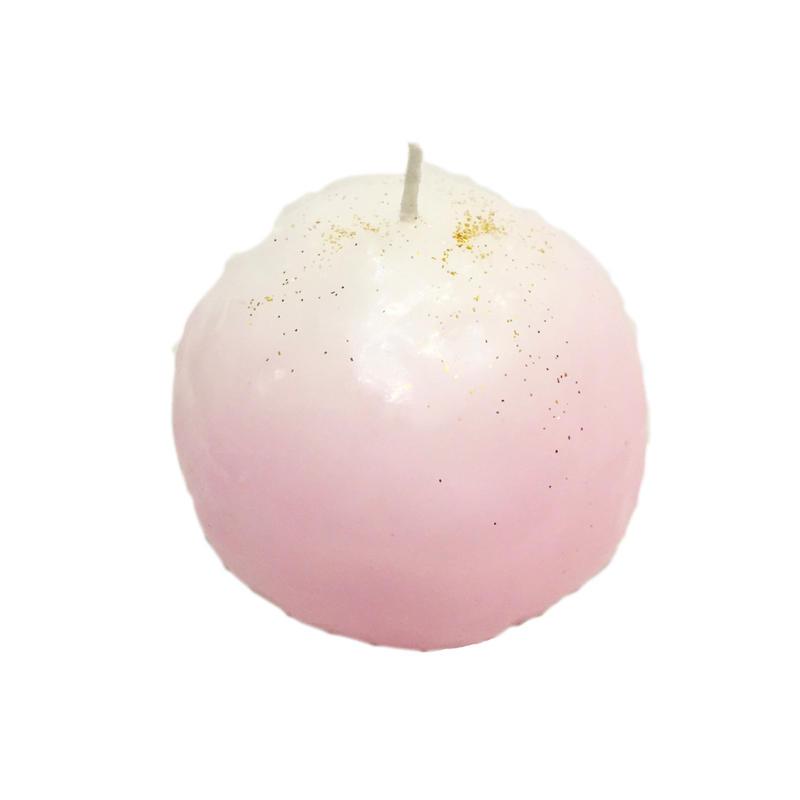 【M】「浄CANDLE premium」Pink 愛と美の拡張