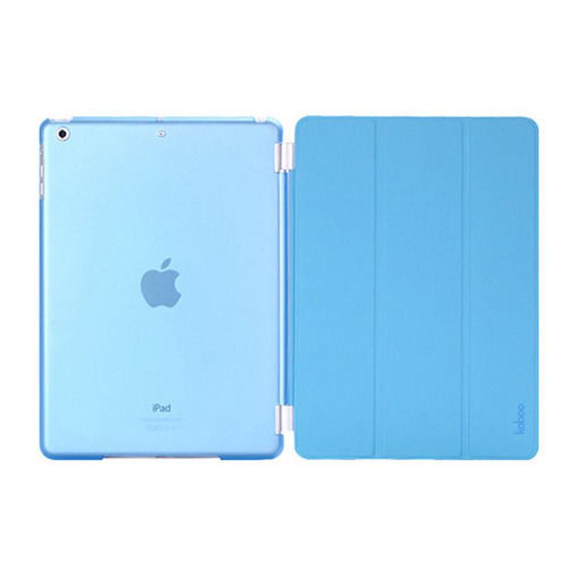 【SALE】iPad mini / iPad mini Retinaディスプレイモデル対応スケルトンケース付きスマートカバー