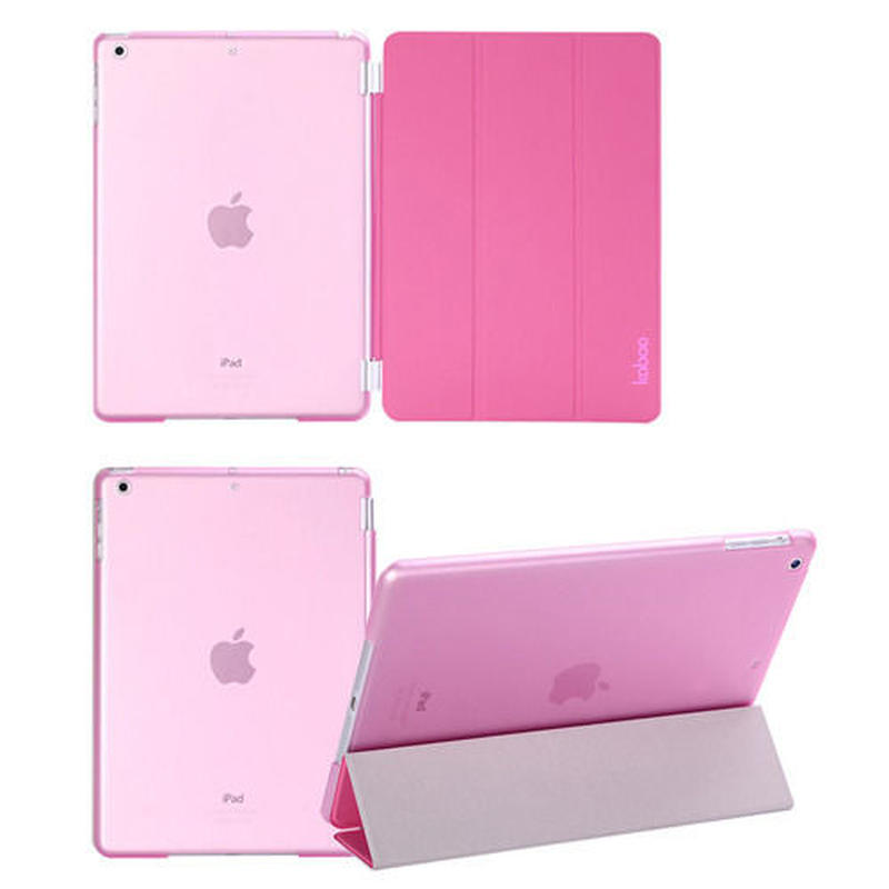 【SALE】iPad Air スケルトンケース付きスマートカバー