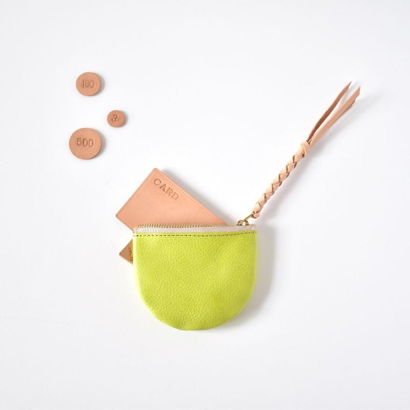 suzumeno pouch (若草色)