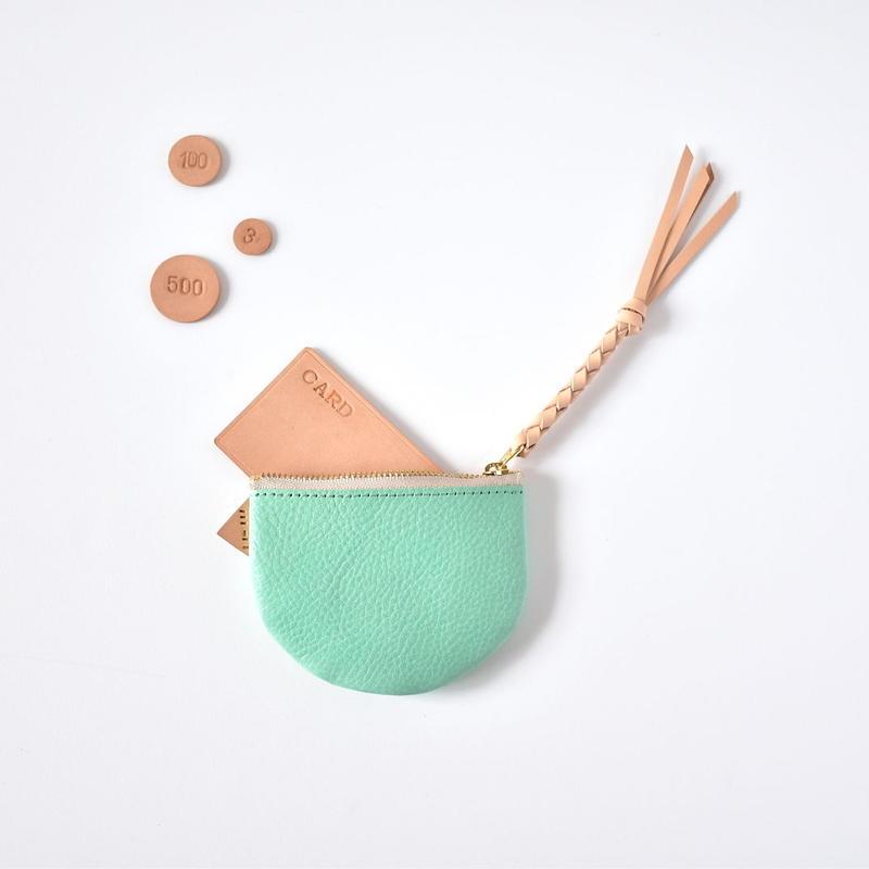 suzumeno pouch (menta)