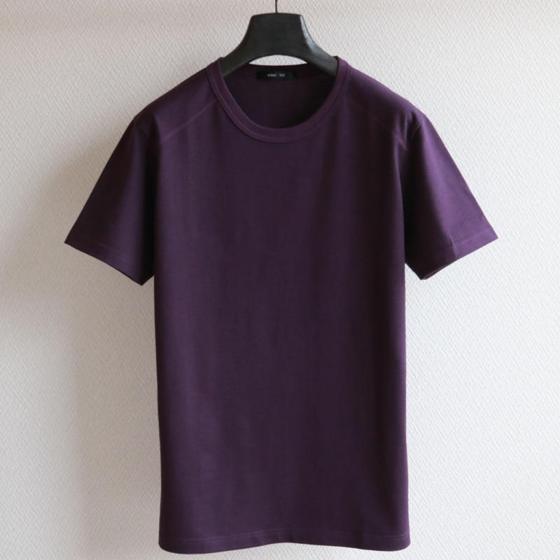 フェイク ラグラン 無地Tシャツ BD