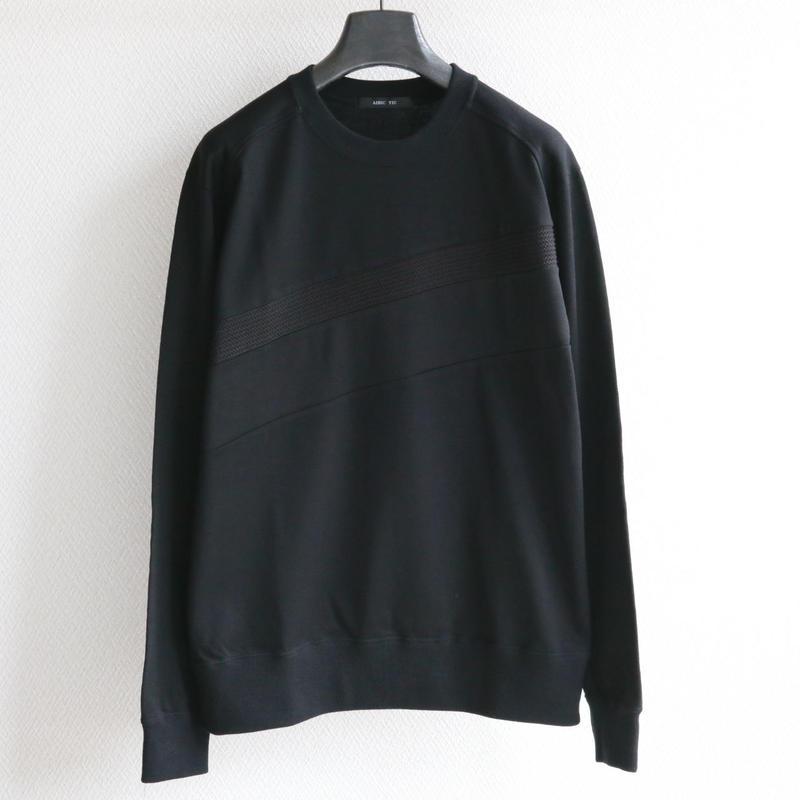 ニットポンチアンサンブル ロングスリーブTシャツ B