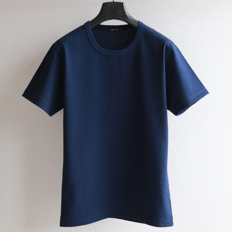 BD天竺 無地 Tシャツ NV