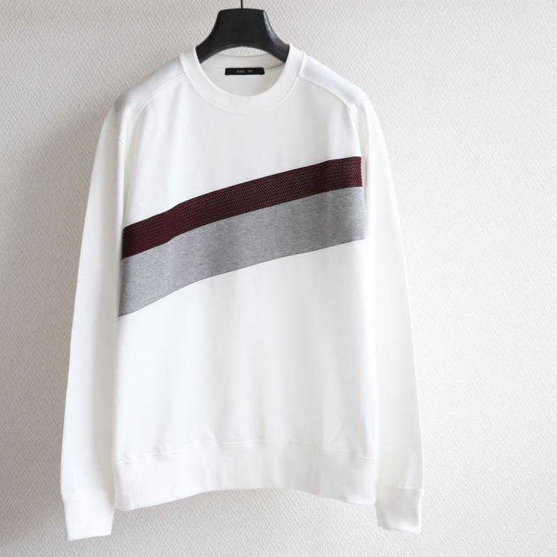 ニットポンチアンサンブル ロングスリーブTシャツ W