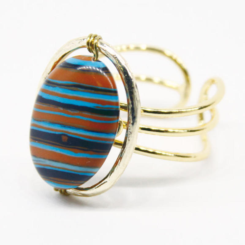 Mable Stone Ring 3