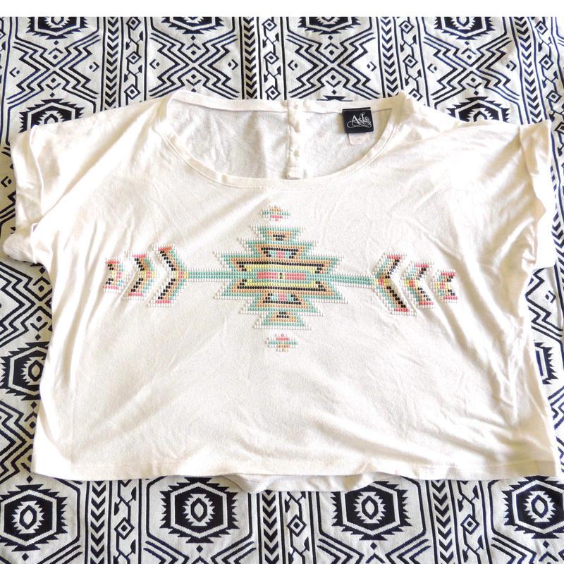 Vintage native Tshirts /  Asis