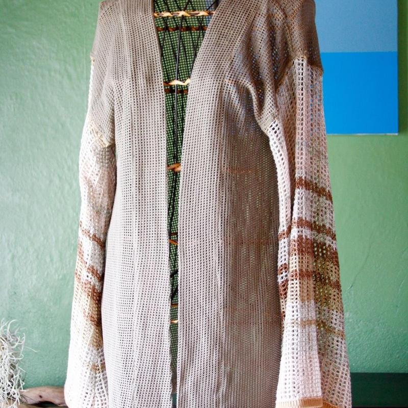 Crochet Cardigan  /eis/
