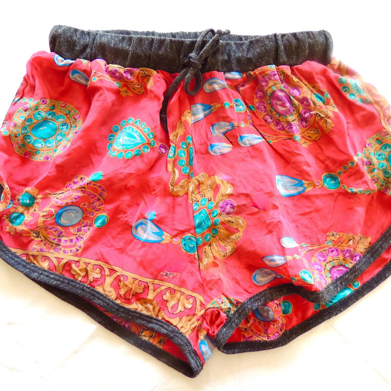 Scarf remake shortpants 3 / Asis
