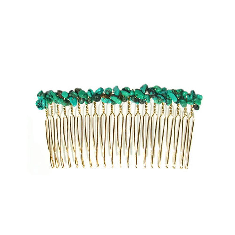 Turquoise Comb -M-