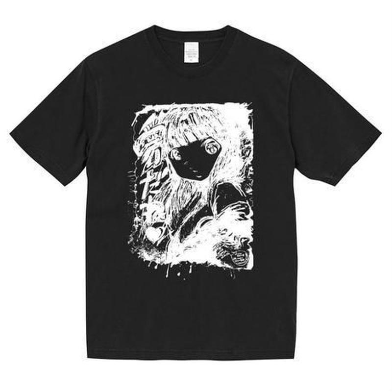 床絵T (黒)  / VV-T (BLACK)