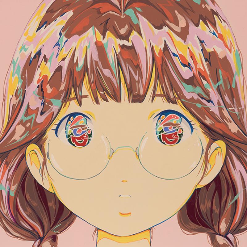 1/10スケール缶バッチ(春告カズノ)