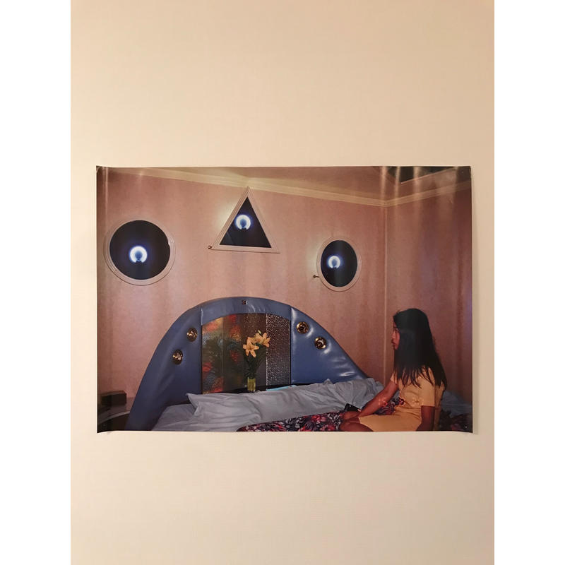 アイネ ポスター (展示品) ラブホテル