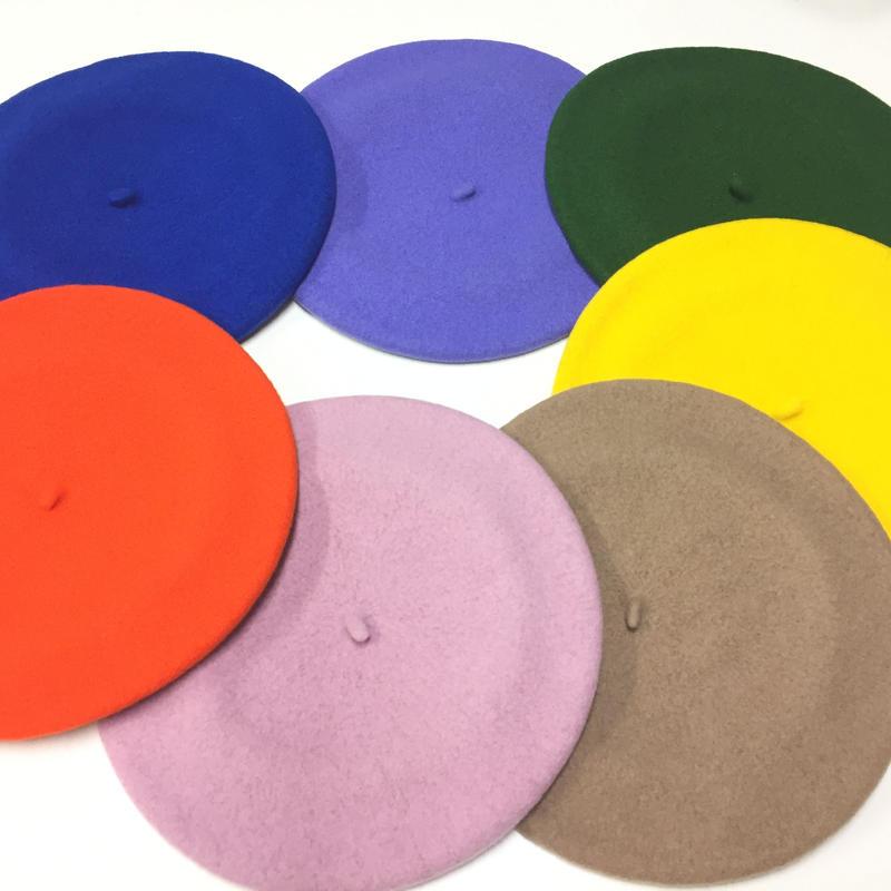 ベレー帽 (他-3141・3142・3143・3145・3146・3147・3148)