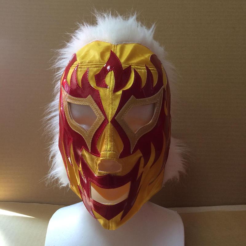 アステカ マスク