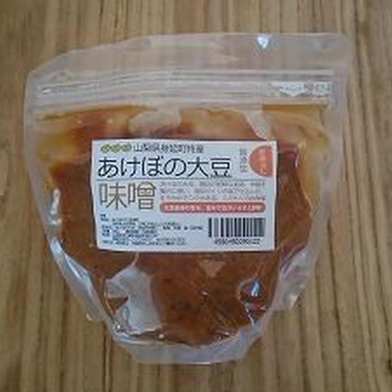 あけぼの大豆味噌新蔵出し