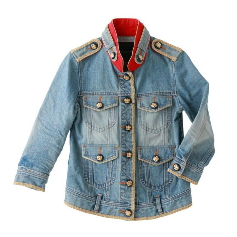DOUBLE STANDARD CLOTHING(ダブルスタンダードクロージング):Gジャン