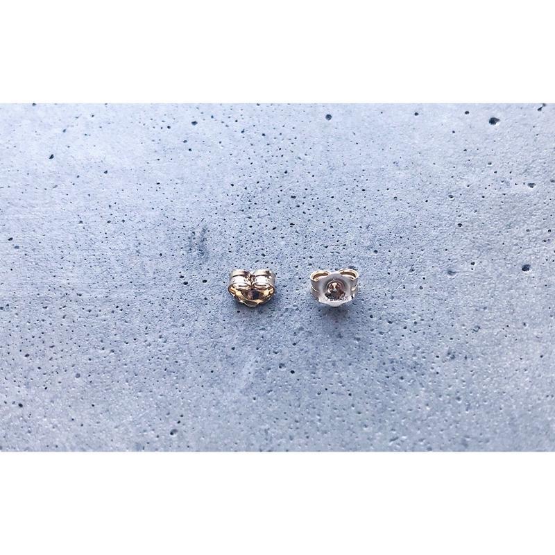 14kgf Earrings Back Protector(2pair)