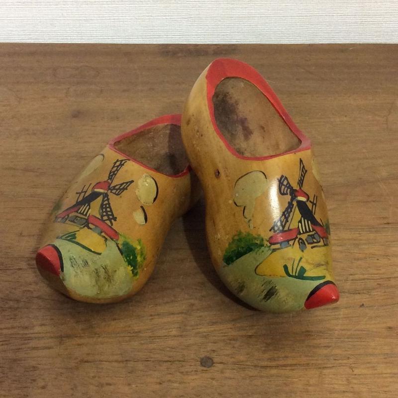 holland 木靴の置物