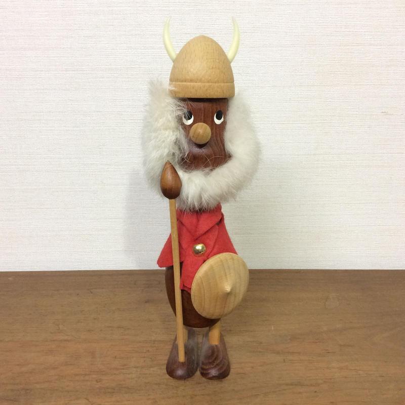 ノギンス社  バイキング人形