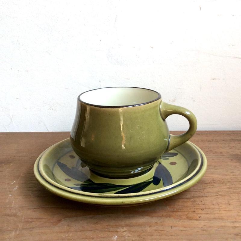 Noritake カップ&ソーサー