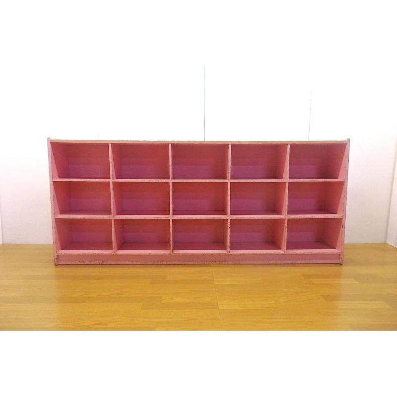 ☆3 ピンク 棚 ②