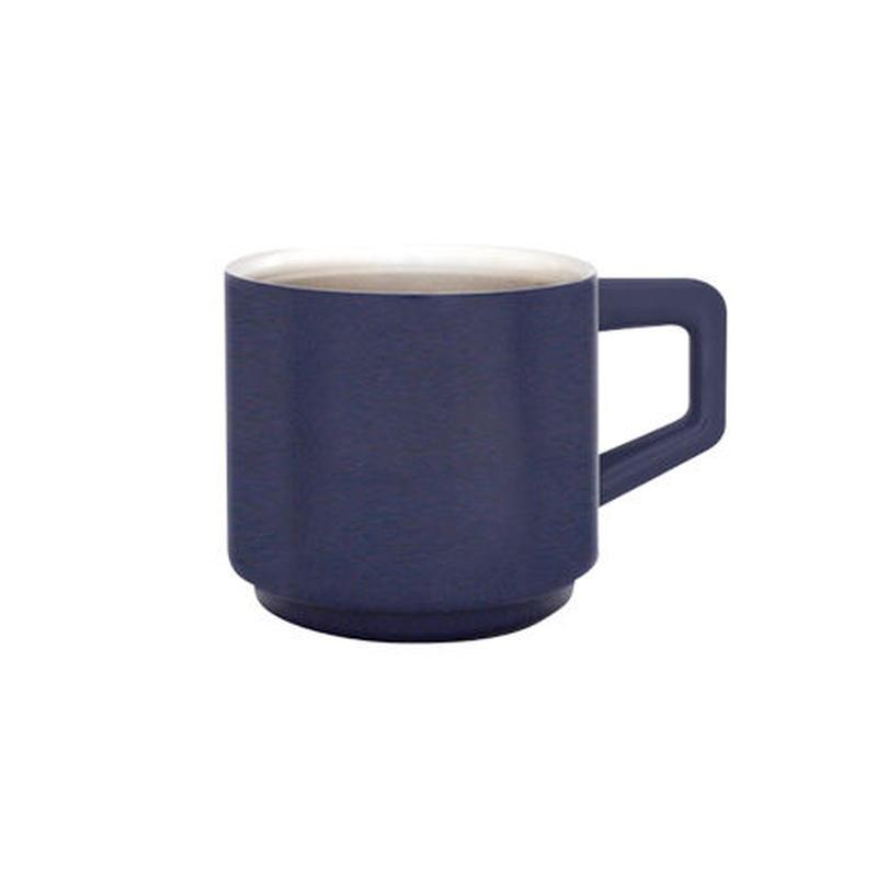 [真空マグカップ]410ml ネイビー 013-410-N