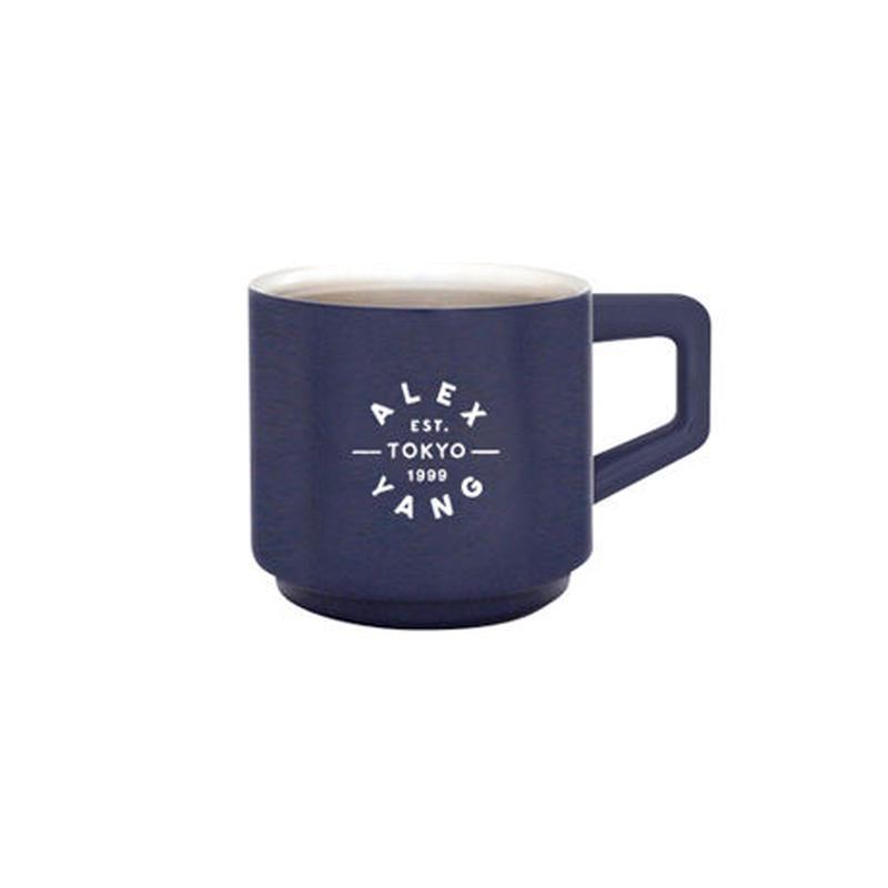 [真空マグカップ]310ml ネイビー