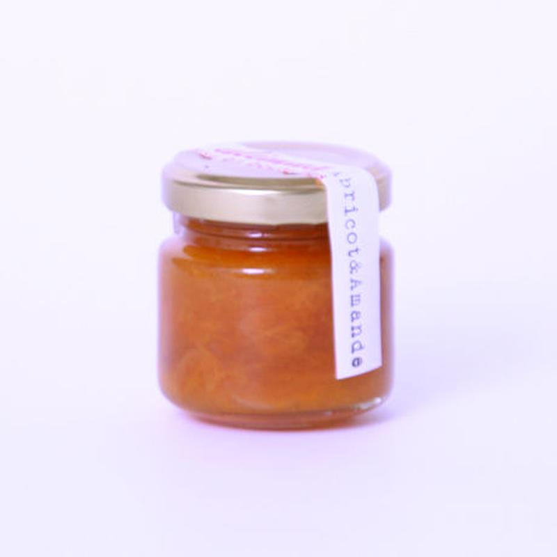 Abricot&Amannde 杏とアーモンド 50グラム