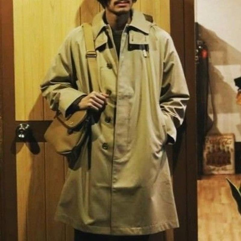 WORKERS【BAL COLLAR COAT 】