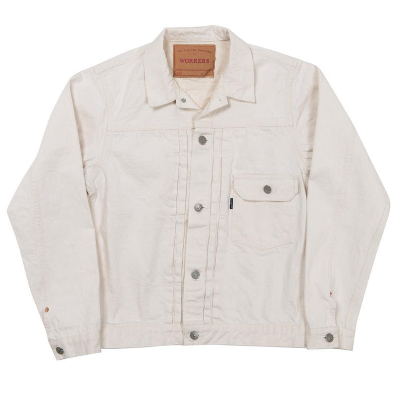 WORKERS 【1ST TYPE JACKET】