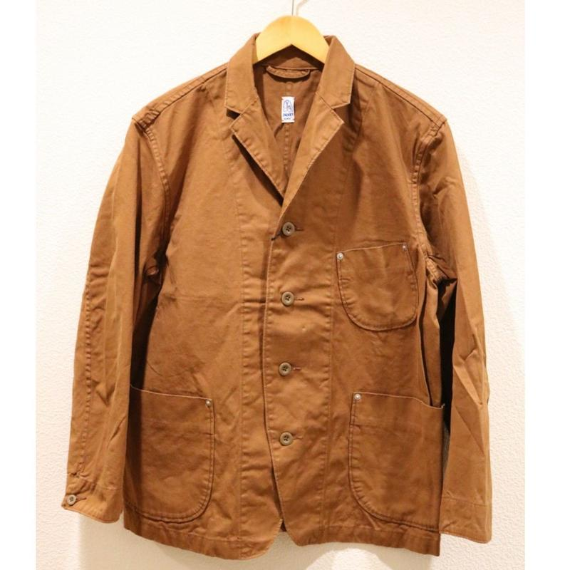 KATO' 【NEW 4B JACKET】Brown Size.S