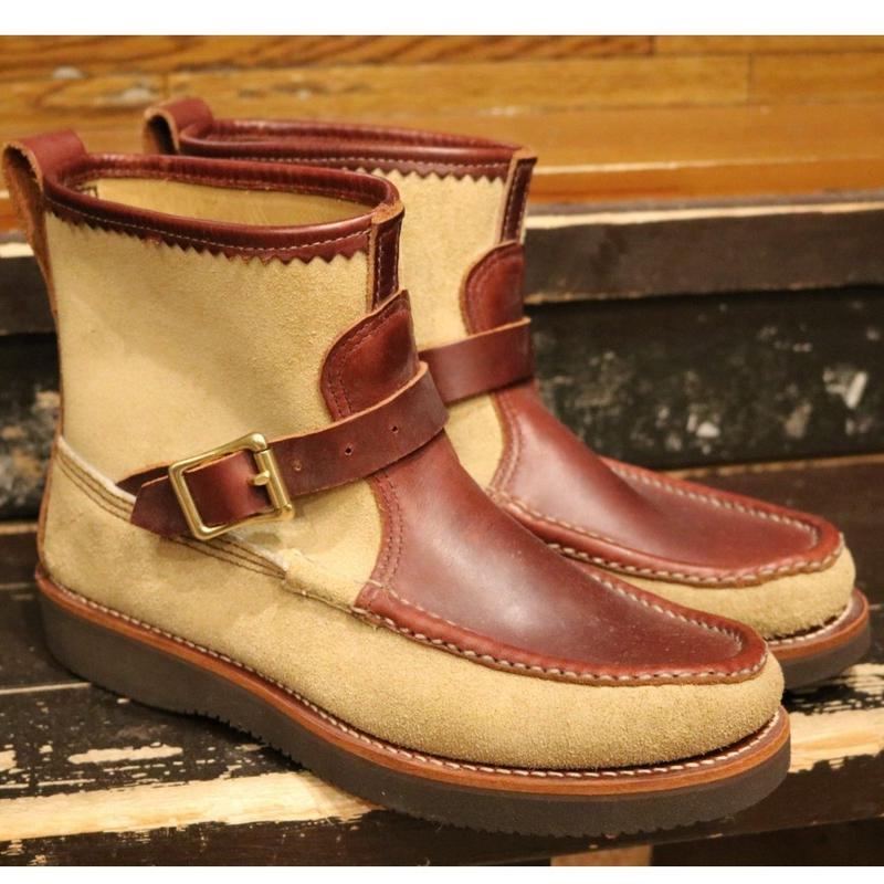 RUSSELMOCASSIN【KNOCKABOUTBOOT】US7H  (E)