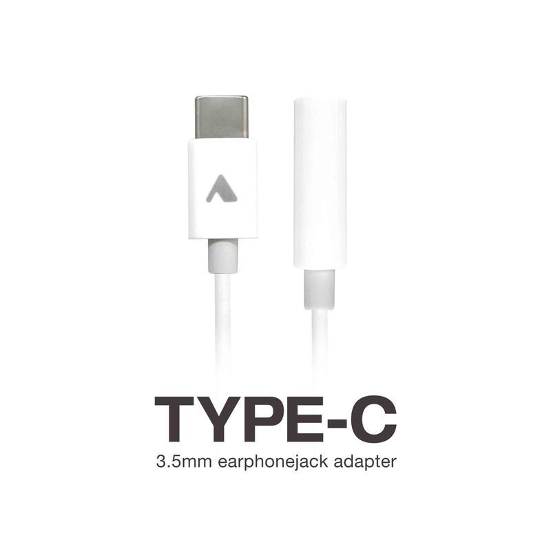 【NEW】TypeC→3.5mmイヤホンジャック変換ケーブル TCE-M10